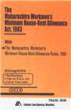 Maharashtra Workmens Minimum House Rent Allowance Act and Rules