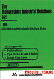 Maharashtra  Industrial Relations Act with Rules