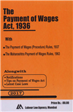 Payment of Wages Act with Mah. Rules