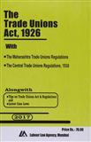 Trade Unions Act with Maharashtra Rules