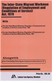 Inter-State Migrant Workmen (Regulation of Employment and Conditions of Service ) Act 1979 with Mah. Rules